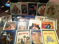 Lot Of 19 CED Selectavision Video Discs Great Classic Movie Titles! X Cond