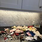 Vintage lot of doll cloths and accessories for Madame Alexander dolls