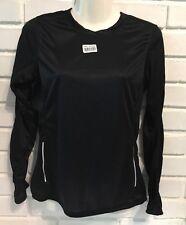 Gildan Women's Active Wear SRL Long Sleeve Top Shirt Sz Small New