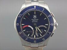 Tag Heuer Aquaracer Calibre S Regatta Swiss Watch CAF7110
