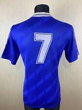 Details zu Fußball trikot adidas vintage 80er sodoca ML blau