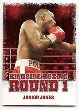 2010 RINGSIDE BOXING ROUND 1 BASE Junior Jones #29