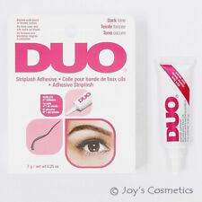 """1 DUO Striplash Adhesive Waterproof Eyelash glue """" 7g Dark Tone """"  *Joy's*"""