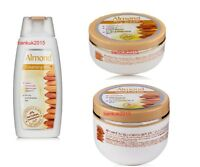 Almond Facial Cream Daily,for nourishing,sensitive and dry skin,with Vit.C