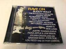 Rave On Buddy Holly by Compilation, Graham Nash | CD JEWEL CASE - MINT [B3]