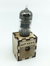 Retro Vacuum Tube Guitar Amplifier LED Night Light