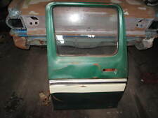 1973-1979 Ford Truck Crew Cab Door Driver Left Side Rear