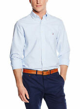 Collared Long Sleeve Casual Shirts & Tops for Men GANT