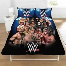 WWE Legends Cotton/polyester Multicolour Double Duvet Set - 200x200cm