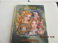 FAERIE hc Jody Bersma signed by author 2002