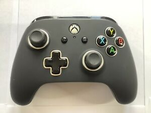 PowerA Fusion Pro Wired Black Xbox One Controller Only