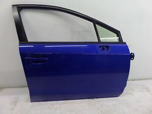 Subaru Impreza WRX Right Front Door Blue VA 15-20 OEM STI