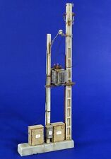 Verlinden 1/35 Street Electrical Transformer Substation with Base [Resin] 2818