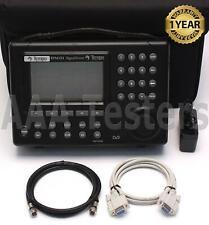 Tempo Tektronix Rfm151 Signalscout Signal Catv Meter Dv3 Rfm 151