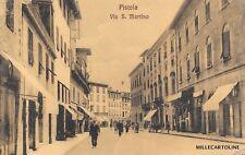 PISTOIA - Via San Martino
