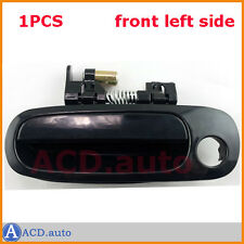 Fit For toyota corolla 98-02 Outside Door Handle Front Left Driver Black New