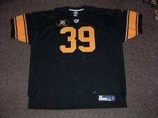 WILLIE PARKER #39 STEELERS 75th ANNIVERSARY THROWBACK FOOTBALL JERSEY sz 58 NEW