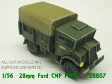 28mm WW2 Canadian Military Pattern truck CMP F60S. 1/56 scale (807)