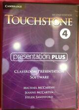 Touchstone Level 4 Presentation Plus Software second edition