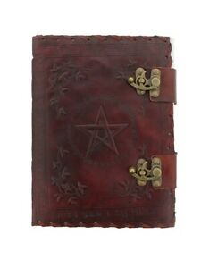 Nemesis Notebook Small Book of Shadow 25cm Red 20x27cm