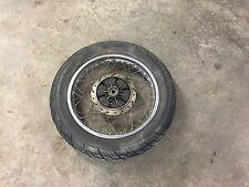 1985 Suzuki GS300 GS 300 Rear Wheel and Tire