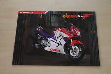 167162) Honda CBR 600 F Prospekt 09/1997