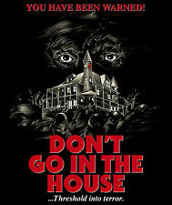 DON'T GO IN THE HOUSE Code Red BLURAY Video Nasties ROTTING CORPSES Nasty SLEAZE