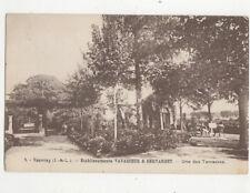 Vouvray Etablissements Vavasseur & Bernardet France Vintage Postcard US019