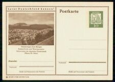 MayfairStamps Germany Mountain Villege 10 Mint 21 Postal Stationery Card WWi1094