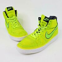 NIKE 2009 VANDAL VINTAGE ELECTRIC GREEN TERMINATOR DUNK FORCE CO.JP US10 UK9