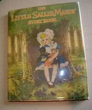 The Little Sallie Mandy Story Book by Helen Van Derveer 1942 DJ Color Illus. WOW