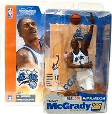 Tracy McGrady Orlando Magic NBA McFarlane Action Figure NIB T-MAC new in box