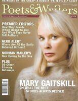 Poets And Writers Magazine Mary Gaitskill Premier Editors Norman Mailer Getaways