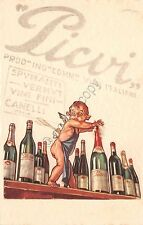 Cartolina - Illustrata - Canelli - Picvi - Vini Italiani  - Pugni & Coppo
