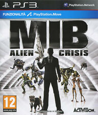 Men In Black Alien Crisis PS3 Playstation 3 IT IMPORT ACTIVISION BLIZZARD