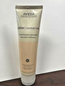 Aveda Color Conserve Strengthening Treatment 4.2 oz  NEW