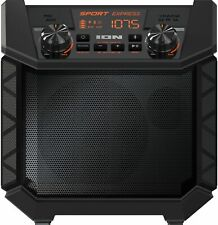 ION Audio - Sport Go Tailgate Portable PA Speaker - Black