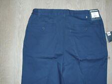 Farah Chinos Pantalones casual 100% algodón claro azul marino w34l31