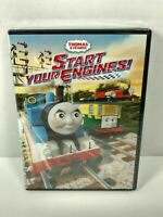 Thomas & Friends Start Your Engines DVD 2016