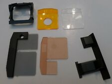 Polaroid Spectra Creative Effects Filter Set F107-F111 with Holder- RARE