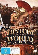 History of the World: Part 1  - DVD - NEW Region 4