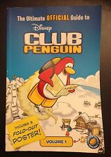 The Ultimate Official Guide to Disney Club Penguin, Vol. 1, (Noll, 2008) PreOwnd