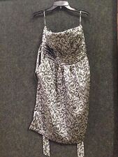 Prom or Formal Dress - Gray - Size XL *REDUCED PRICE*