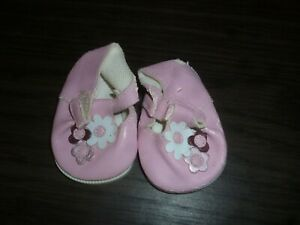BABY BORN Doll ~ FLOWER T-Bar SHOES