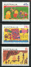 Australia 1994 Year of the Child: Children's Paintings set MNH unmounted mint