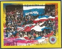 PANINI SCOTTISH PREMIER LEAGUE 2000- #351-RANGERS CROWD WITH FLAGS
