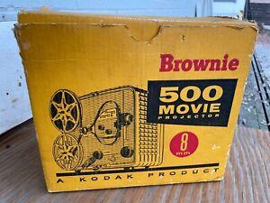 Eastman Kodak Brownie 500 Movie Projector