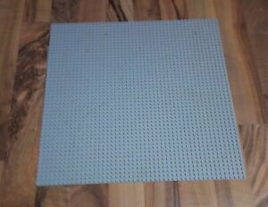 LEGO® Bauplatte Platte 48 x 48 grau Asphalt Grundbauplatte System 4186