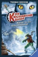 Rätsel um das Schneemonster / Die Knickerbocker-Bande Bd.1 von Thomas Brezina (2015, Gebundene Ausgabe)