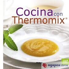 Cocina con Thermomix. NUEVO. ENVÍO URGENTE (Librería Agapea)